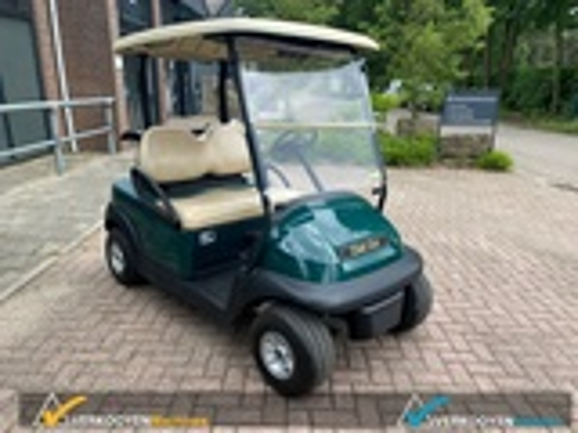Minituur van 2015 Clubcar Precendent Golfcar