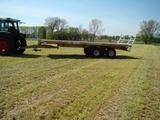 miniature-of DRA Platte wagen  7 meter 12 ton