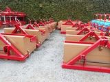 miniature-of DRA Transport bakken van 100 cm tot 250 cm