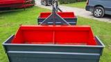 miniature-of Transport baken Hydraulisch kippend