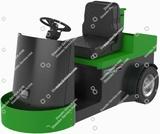 Minituur van Greentrac GT5000 AGV