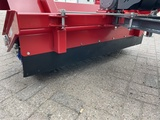 Minituur van Kraffter 1.4 m veegmachine voor minitractor NIEUW