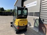 Minituur van New Holland E19C minigraver DEMO €345 LEASE