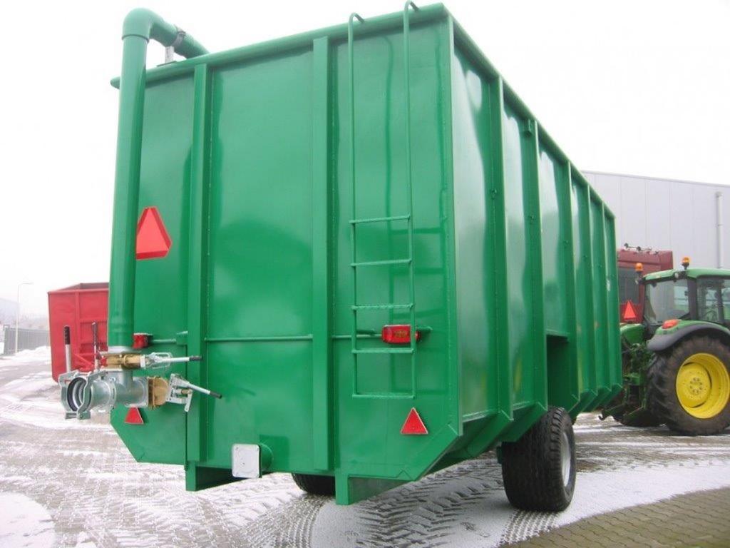agrostunter-vloeistofdichte-container