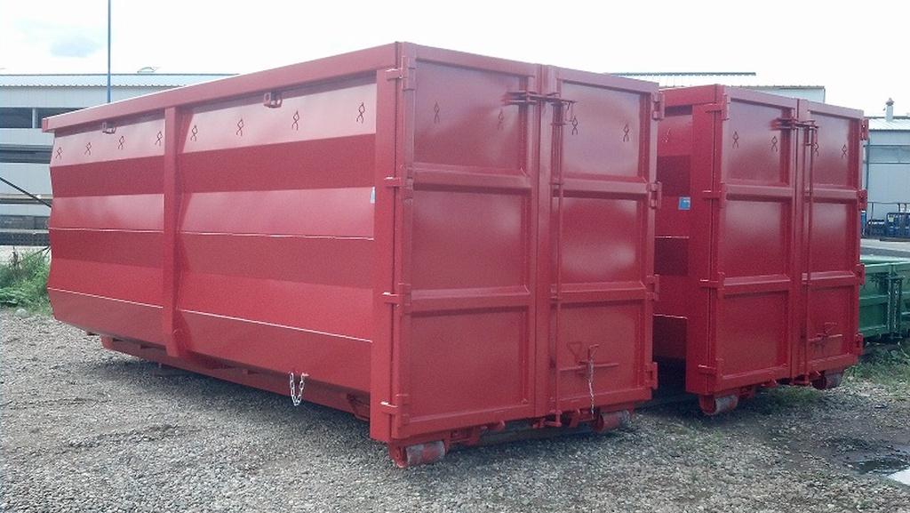 gemakbak-nieuwe-gezette-containers