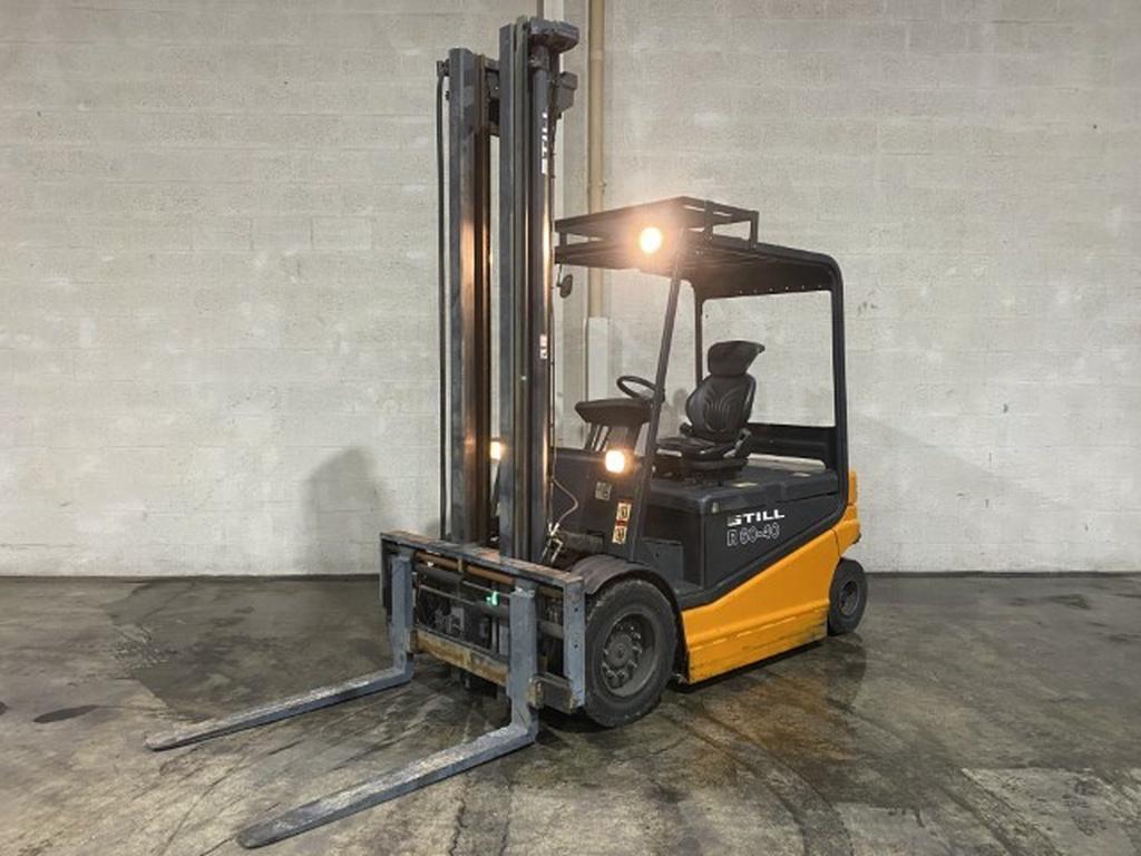 2002 Still R60-40 elektrische heftruck 4000kg, 510cm vorkenspreider