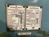 miniature-of C-frame Excenterpers, mechanische pers WMW 40t