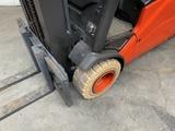 miniature-of 2008 Linde E18 elektrische heftruck, triplex shift nw banden