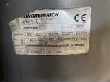 miniature-of 2004 Jungheinrich ETV214 reachtruck, triplex 650cm 1400kg