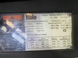 miniature-of 2000 Yale GLP40 LPG heftruck, 4000kg vorkenspreider cabine