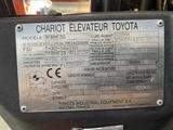 miniature-of 2006 Toyota 7FBMF30 elektrische heftruck vol opties batterij 2017
