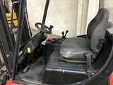 miniature-of 2002 Linde E14 elektrische heftruck 365cm 1400kg side-shift