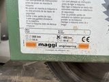 miniature-of Radiaal afkortzaag cirkelzaag radiaalzaag Maggi BIG 800