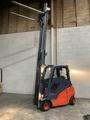 miniature-of 2008 Linde H20T LPG heftruck 2000kg 488cm hefhoogte cabine