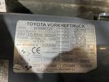 miniature-of 2014 Toyota 8FBMKT25 elektrische heftruck met triplex mast 500cm