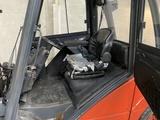 miniature-of 2007 Linde H35D diesel heftruck 3500kg vorkenspreider cabine