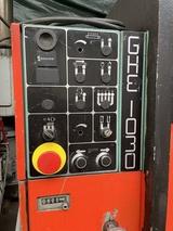 Minituur van Knipbank knipschaar plaatschaar 3100x16mm Hydraulisch Promecam Amada