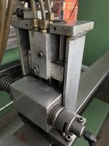 Minituur van Kantbank, zetbank CNC plooibank HACO 110t 3100mm