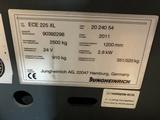 Minituur van 2011 Jungheinrich ECE225XL orderpicker lange vorken horizontaal
