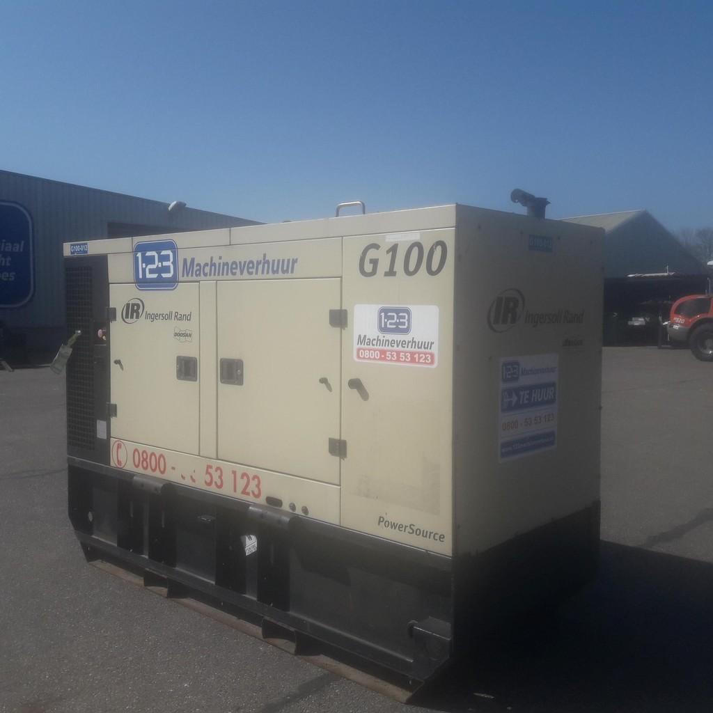 Ingersoll Rand G100