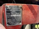 Minituur van Massey Ferguson 155