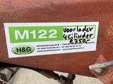 Minituur van Voorlader Agram HM24